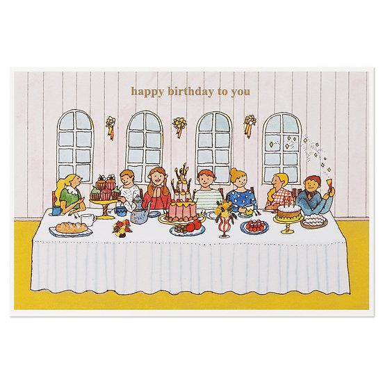 CHILDREN | Cake card