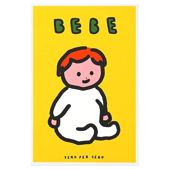 BEBE 1   Postcard
