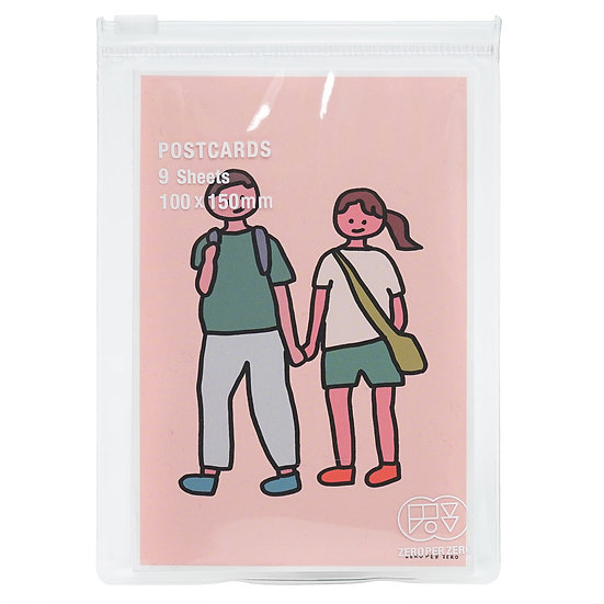 COUPLE | Postcard set