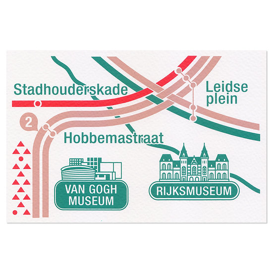 AMSTERDAM MUSEUM2 | Postcard