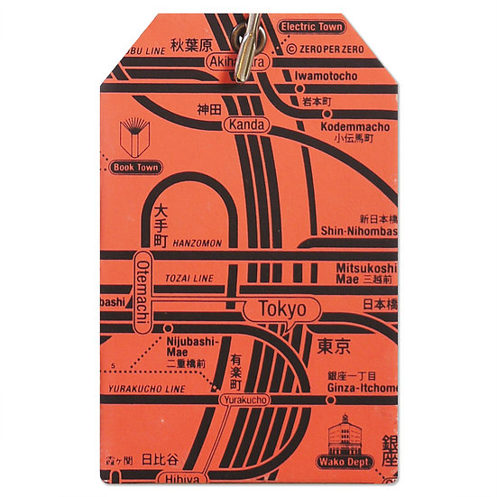 TOKYO2 | Luggage Tag
