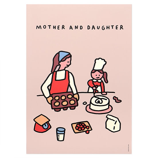 BAKING | A3 poster