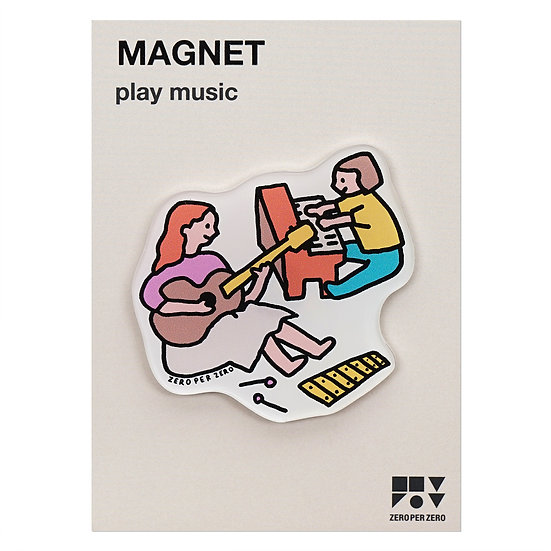 PLAY MUSIC | Magnet