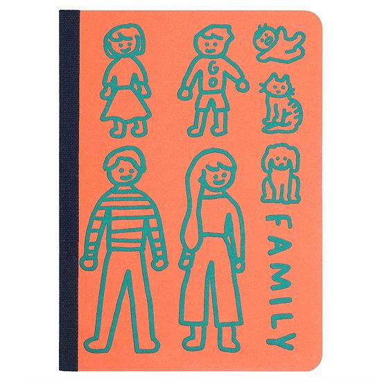 FAMILY orange | Passport note