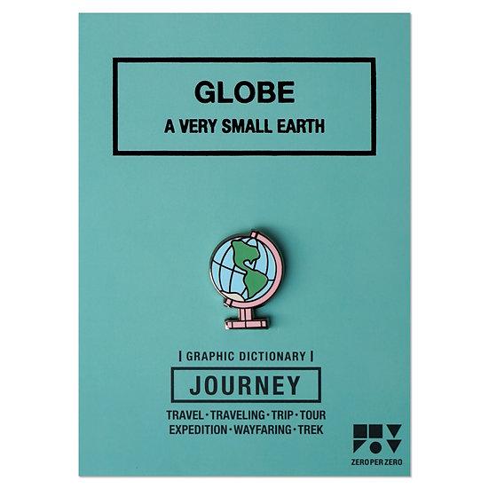 GLOBE | Pin