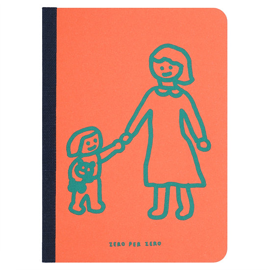 HAND IN HAND orange | Passport note