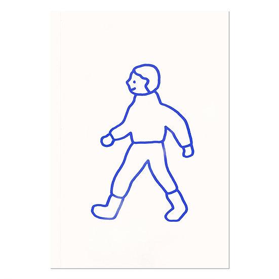 WALK WALK BOY BLUE | B6 NOTE