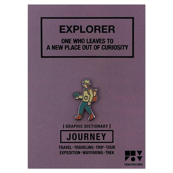 EXPLORER | Pin