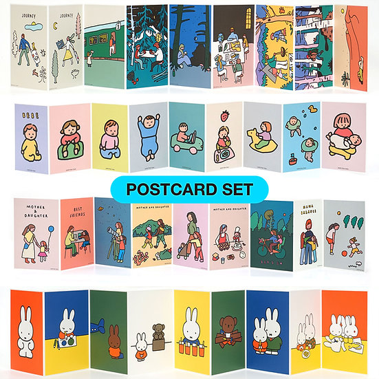 POSTCARD SET COLLECTION