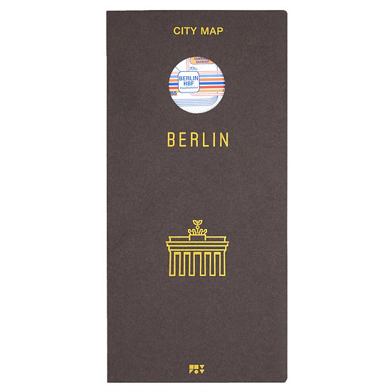 BERLIN | City map