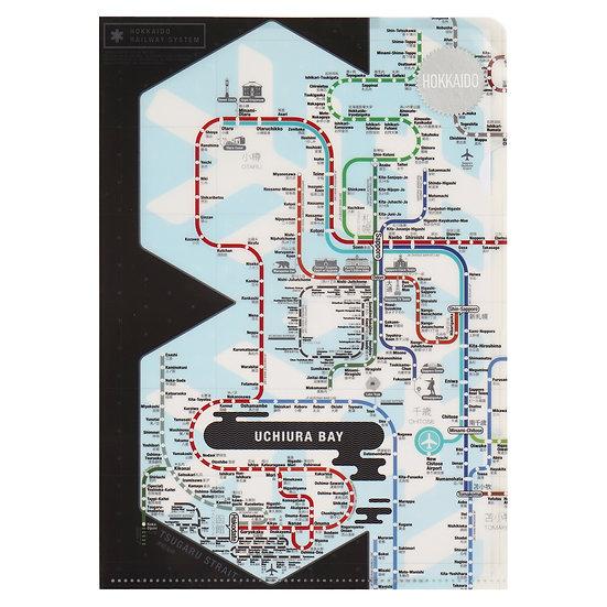HOKKAIDO   A4 folder
