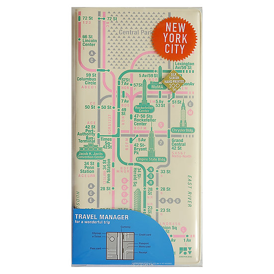 NYC beige | Travel Manager