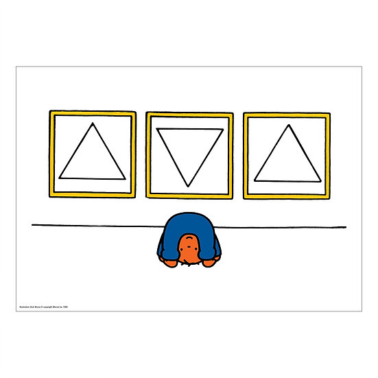 MUSEUM   MIFFY A2 poster