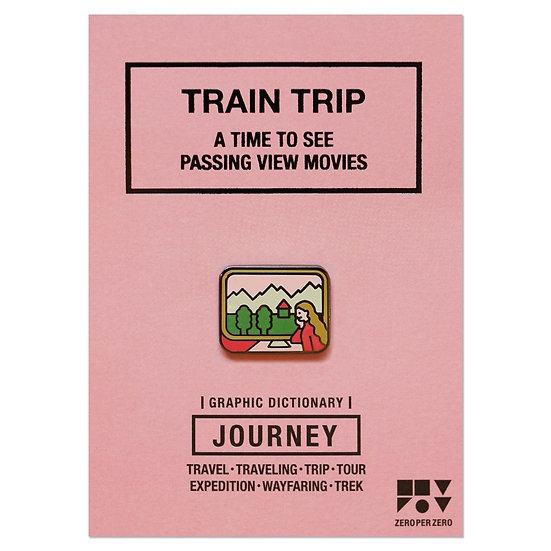 TRAIN TRIP | Pin