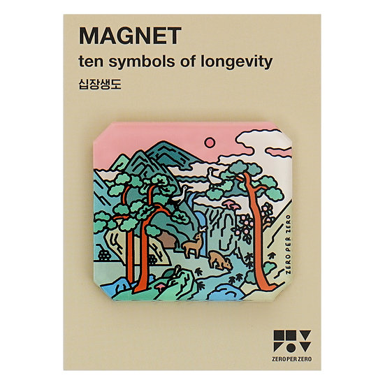 TEN SYMBOLS OF LONGEVITY | Magnet