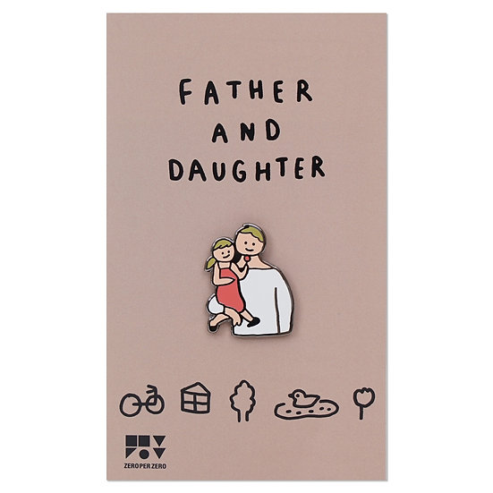 FATHER AND DAUGHTER | Pin