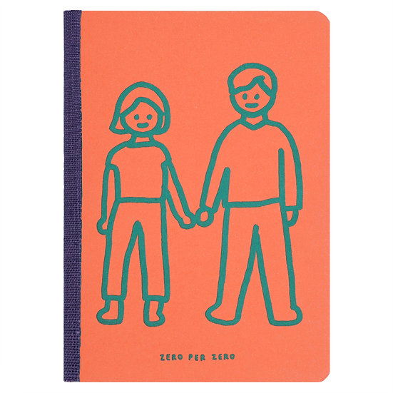 COUPLE orange | Passport note
