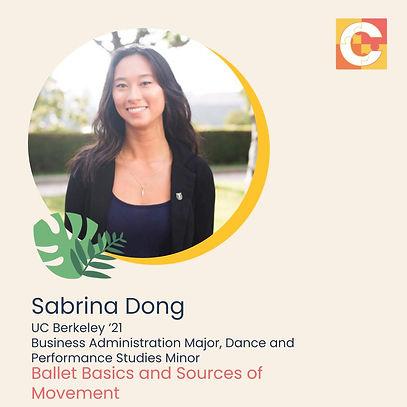 Sabrina Dong