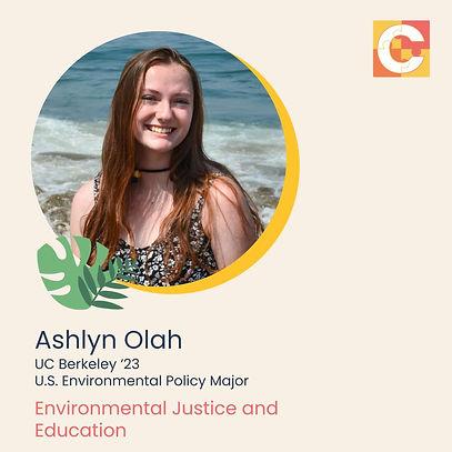 Ashlyn Olah 1