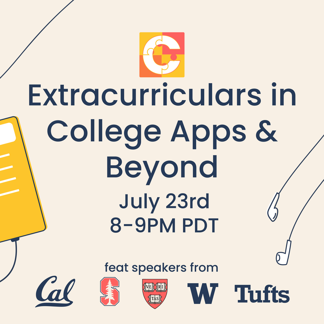 Extracurriculars in College Apps & Beyond