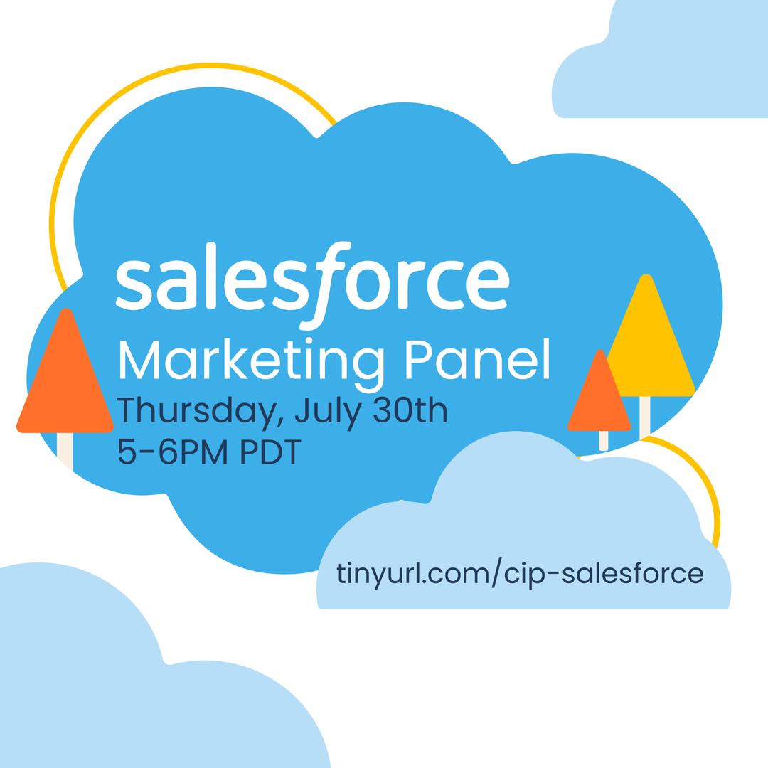 Salesforce Marketing Panel