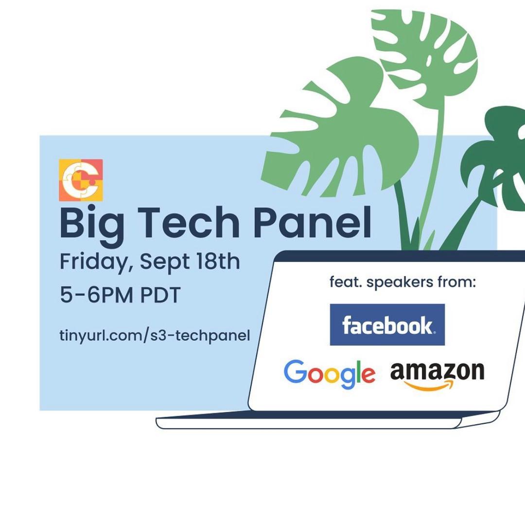 Big Tech Panel