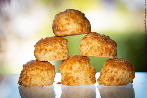 Kate's Kakes Cheese Scones!