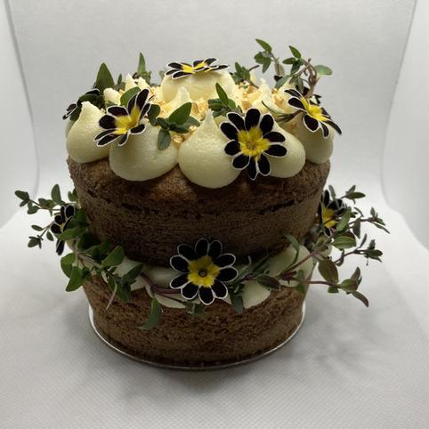 Kate's Kakes Mini Carrot Cake