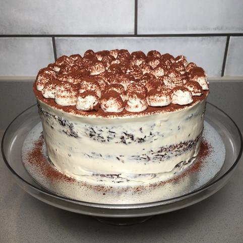 Kates Kakes Tiramisu Cake