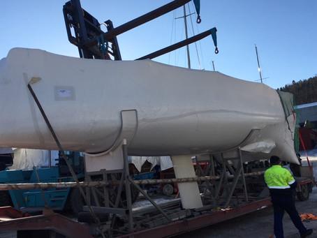 Ny sesong, ny båt og nye muligheter