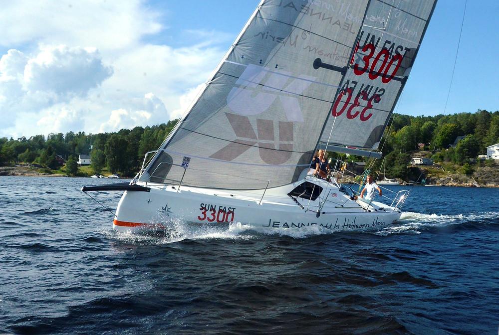 ny yacht til salgs