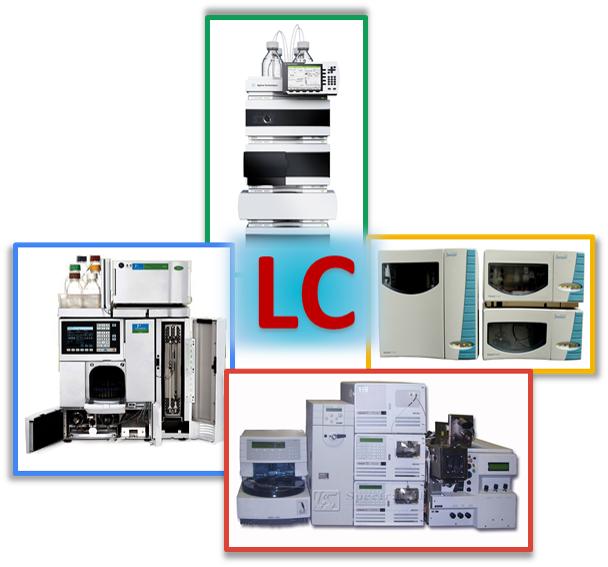 Cromatografía de Líquidos (LC)