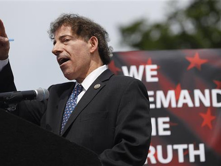 """Will he be impeached?"" Just Ask the Question Episode 18 with Jamie Raskin"