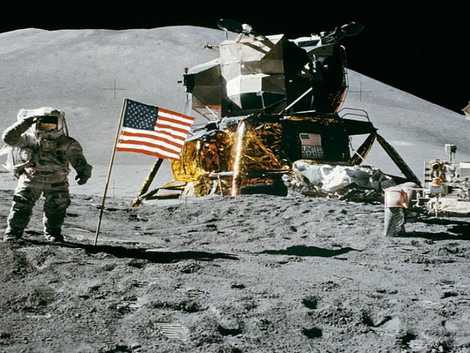 The legacy of Apollo 11 vs. today's politics of doom and division