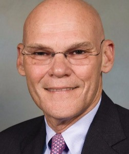 """Are you still the rajin' Cajun?""Just Ask the Question Episode 38 with James Carville"