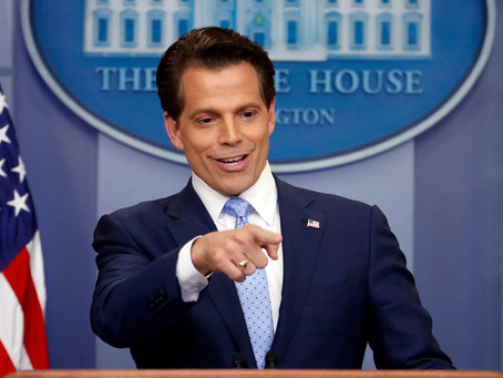 """""""Eleven Days with the Mooch?"""" Just Ask the Question Episode 12 with Anthony Scaramucci"""