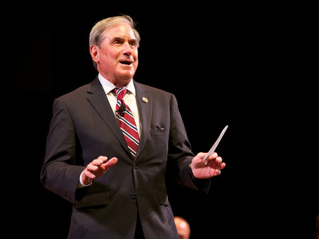 """What's wrong with the Democrats?"" Just Ask the Question Episode 19 with John Yarmuth"
