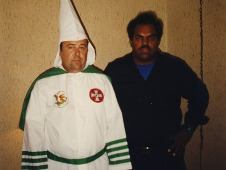 """""""Why do you want to eliminate Black History Month?""""Just Ask the Question Episode 16 with Daryl Davis"""