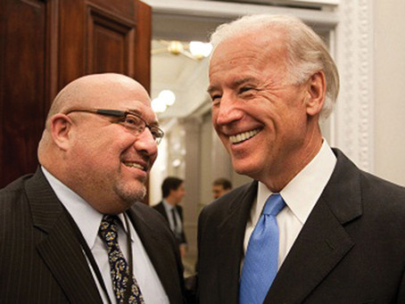 Episode 84: Moe Vela - Is Joe Biden for real? Can he really unite the country?