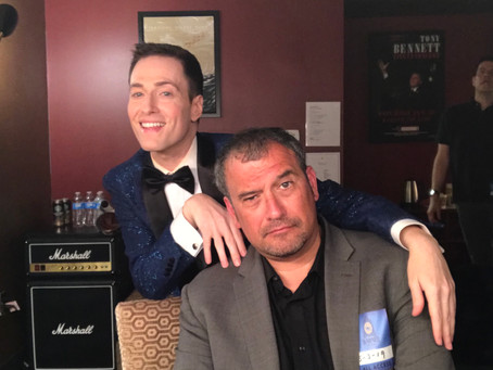 """What's your favorite musical?"" Just Ask the Question Episode 25 with Randy Rainbow"