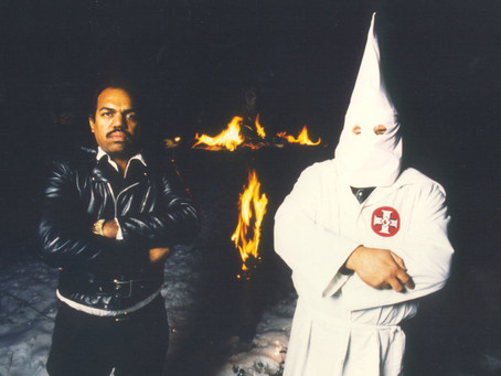 """""""How do you deal with racists?""""Just Ask the Question Episode 04 with Daryl Davis"""