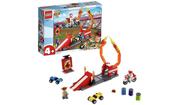 Toy Story 4 Duke Cabooms Stunt Show 10767