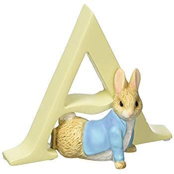 Beatrix Potter Alphabet Figurine Letters A - Z