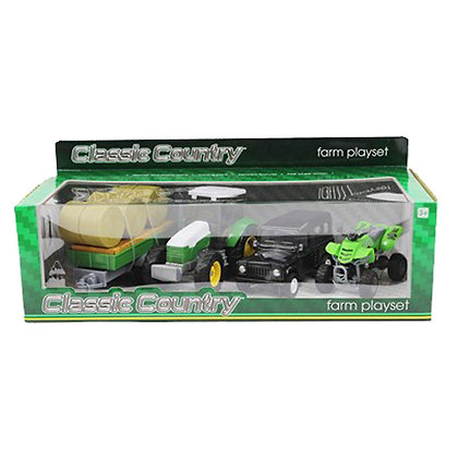 Classic Country Farm Playset