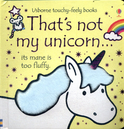 Usborne Books That's not my Unicorn