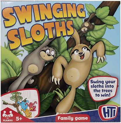 Swinging Sloths