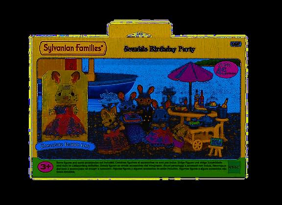 Sylvanian Families Seaside Birthday Party