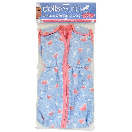 Dolls World Deluxe Sleeping Bag