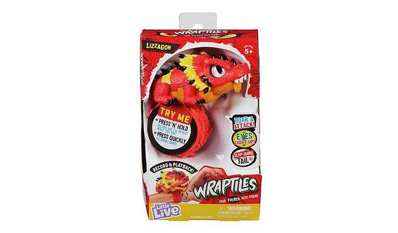Little Live Pets Wraptiles Lizzagon