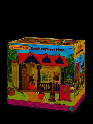 Sylvanian Families Sweet Raspberry Home 5393